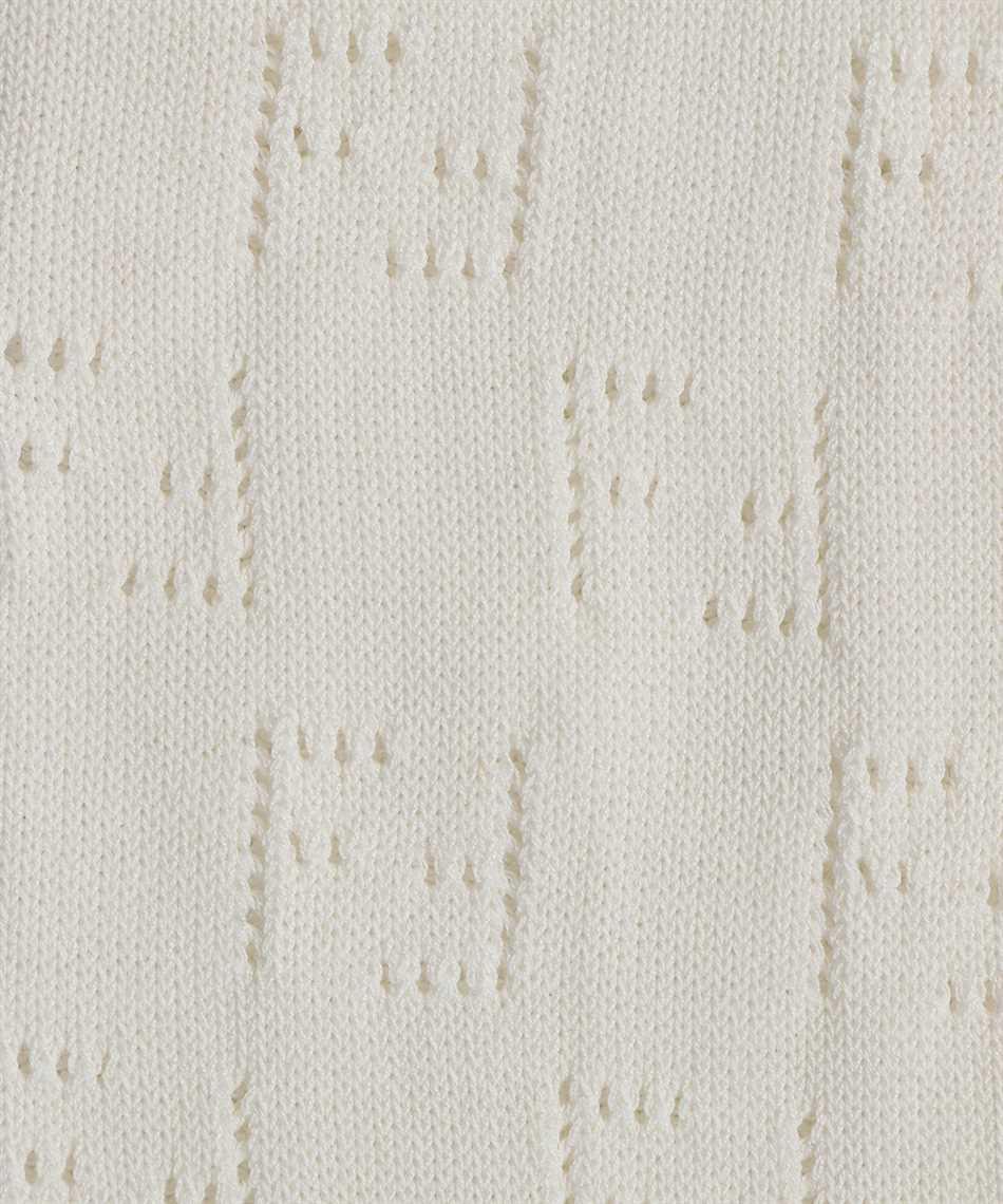 Fendi FXZ549 ADNN FF ALL OVER Socks 2