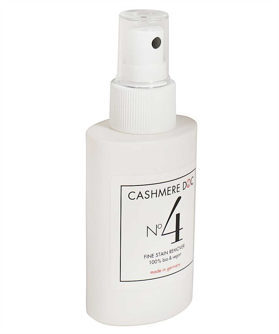 Cashmere Doc N.4 COTTON CARE Detergent 3