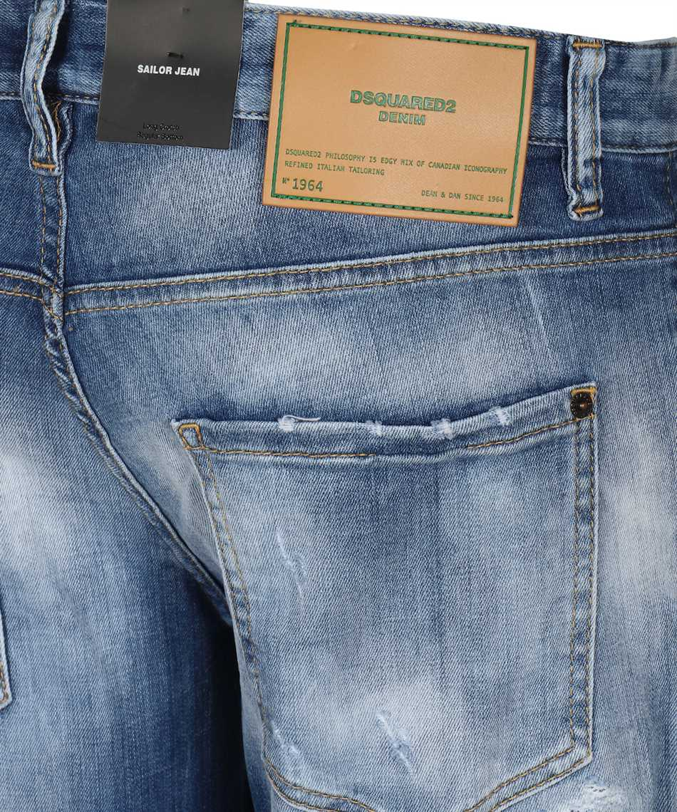 Dsquared2 S71LB0900 S30342 SAILOR Jeans 3