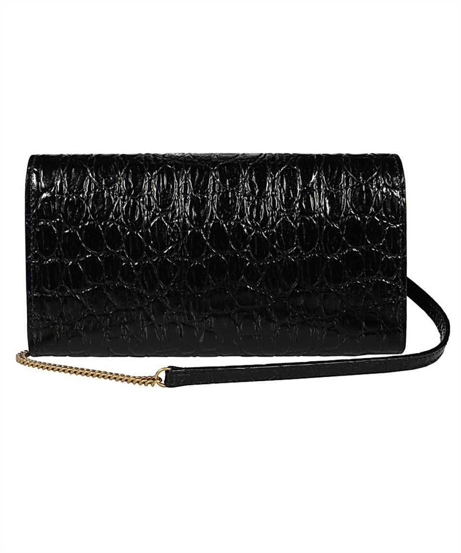 Saint Laurent 635203 1ZQ1W CHAIN Geldbörse 2