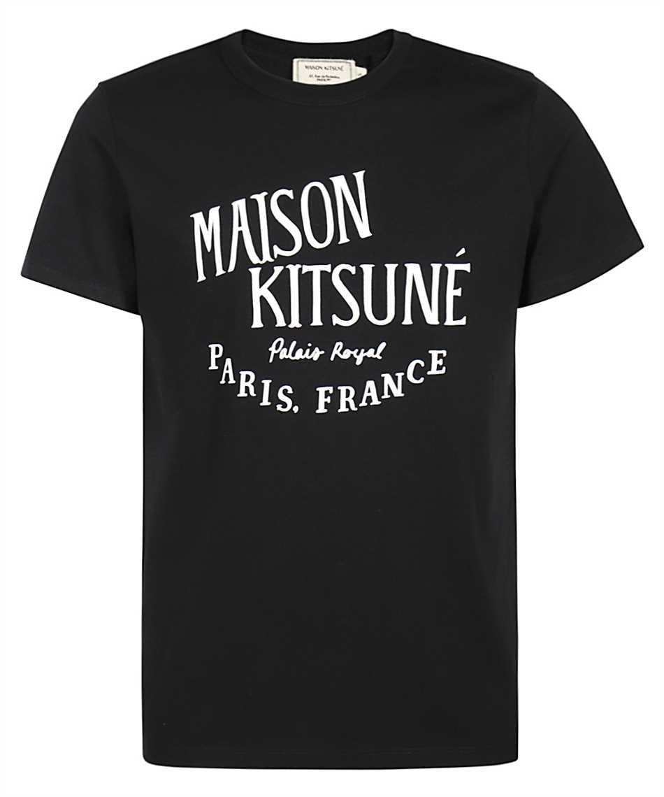 Maison Kitsune AM00100KJ0008 PALAIS ROYAL CLASSIC Tričko 1