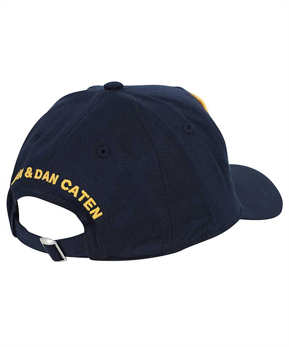 Dsquared2 BCM0415 05C00001 CANADA PATCH Cap 2