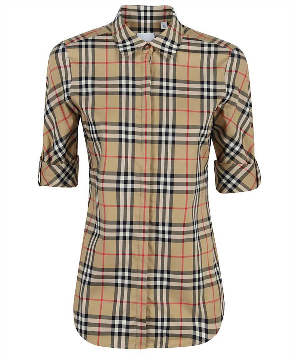 Burberry 8018475 STRETCH COTTON TWILL Shirt 1