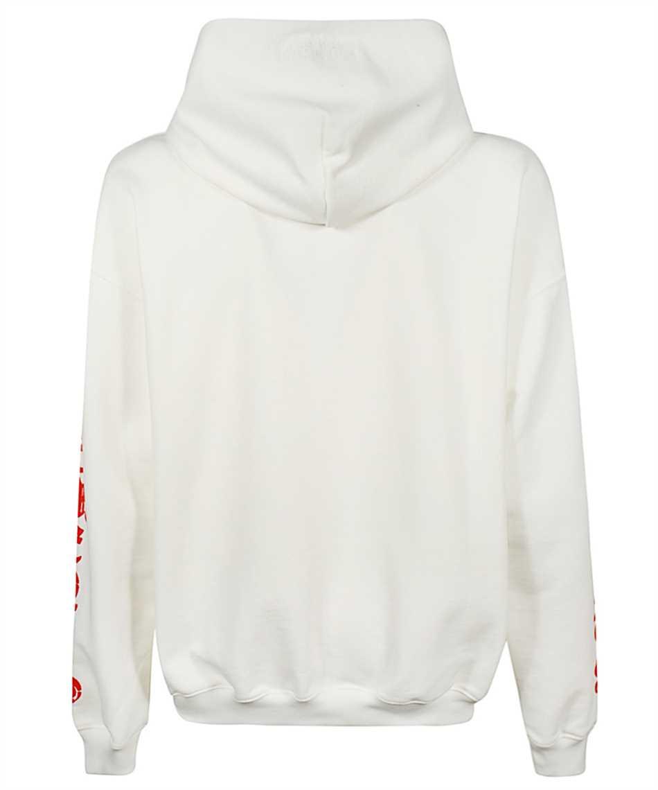 Vetements UE51TR650W ANARCHY GOTHIC LOGO Kapuzen-Sweatshirt 2