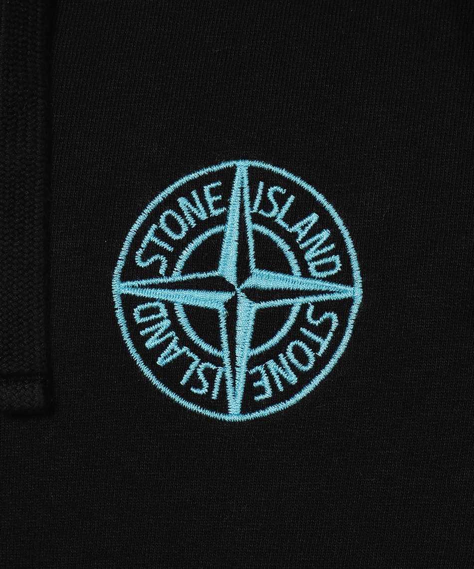 Stone Island 61159 FLEECE Hoodie 3