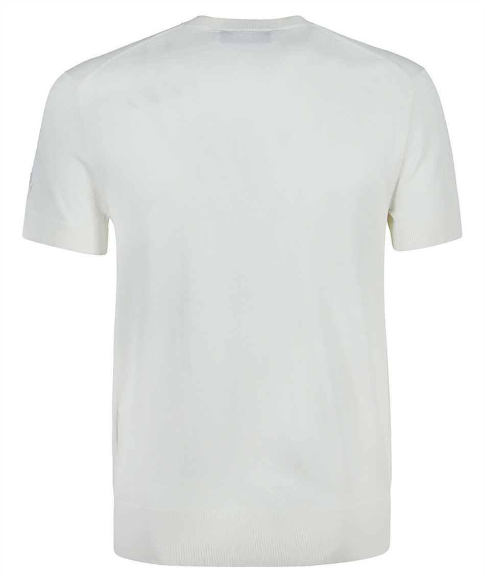 Neil Barrett PBMA1063E Q600 TRAVEL TECNO KNIT T-Shirt 2