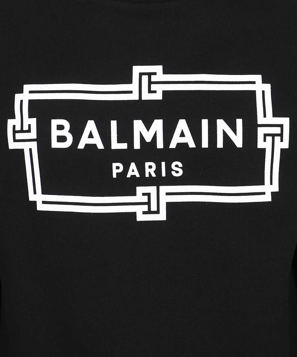 Balmain VH0JQ040G066 Sweatshirt 3