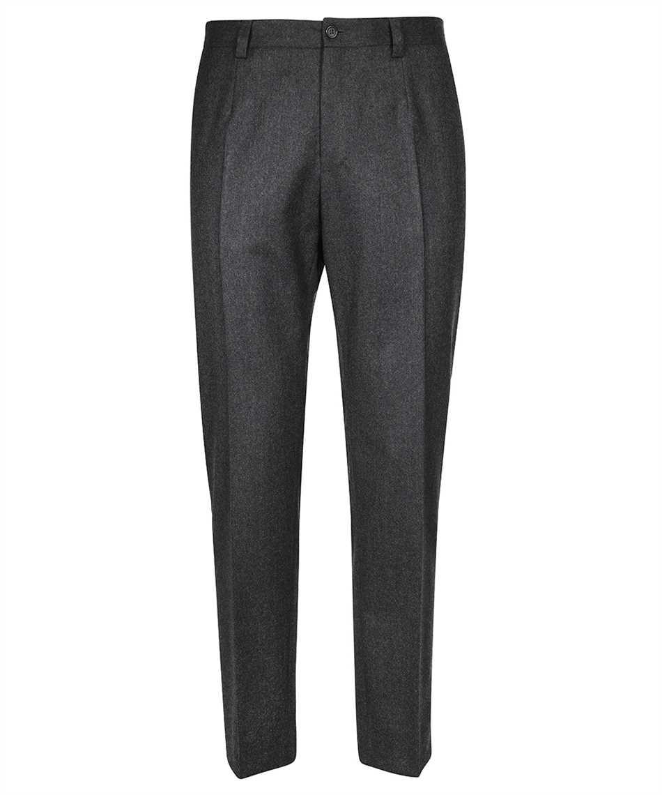 Dolce & Gabbana GY6IET FU21Q WOOL Trousers 1