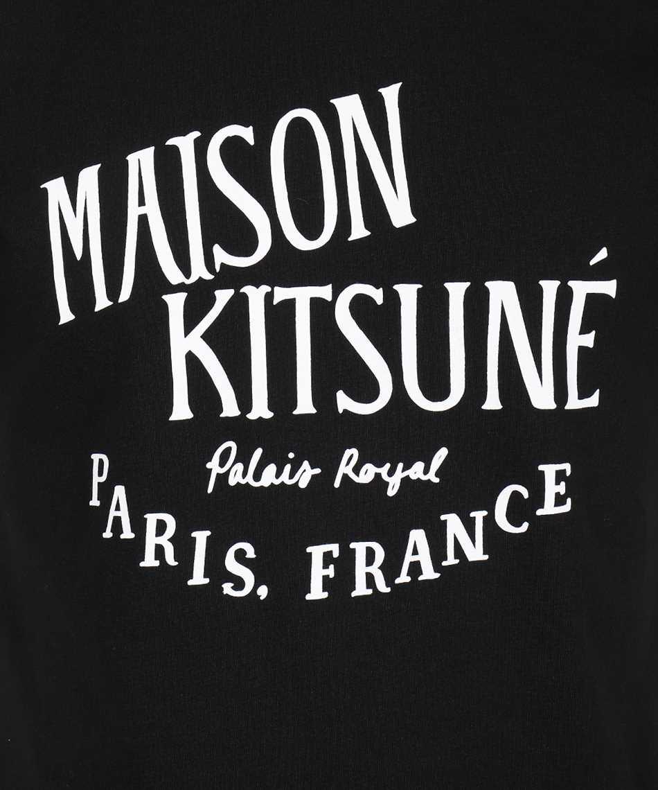 Maison Kitsune AM00100KJ0008 PALAIS ROYAL CLASSIC Tričko 3