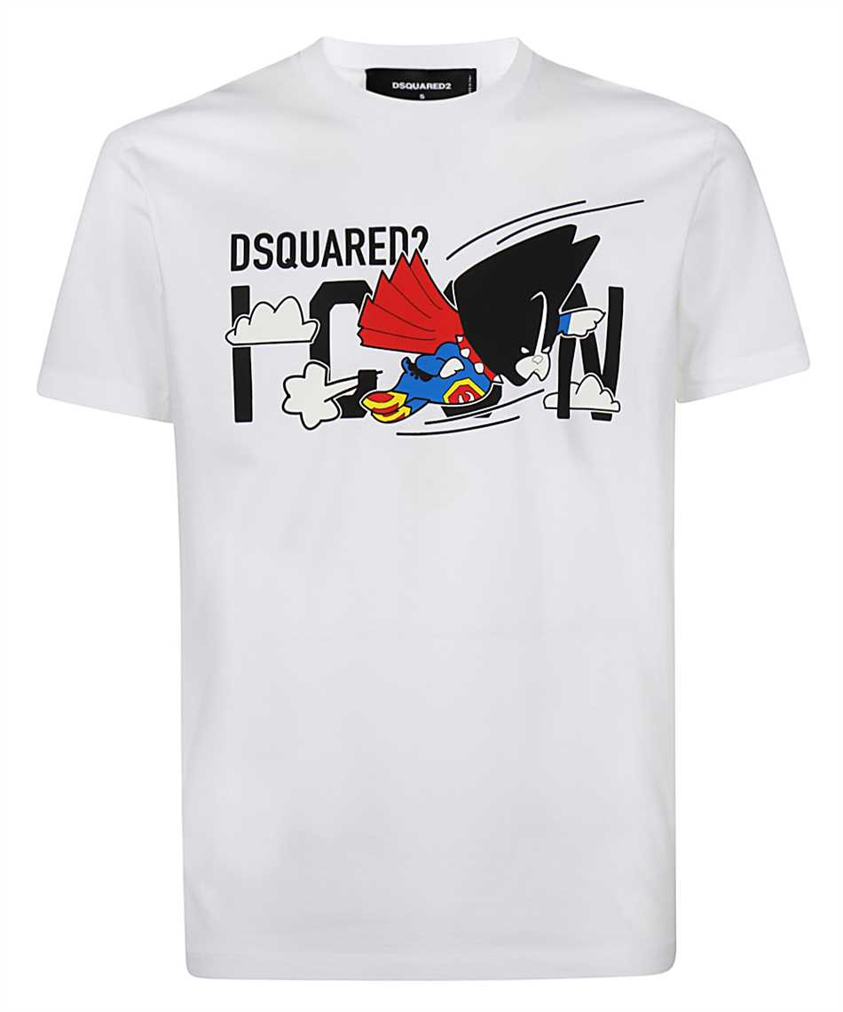 Dsquared2 S79GC0012 S23009 T-shirt 1