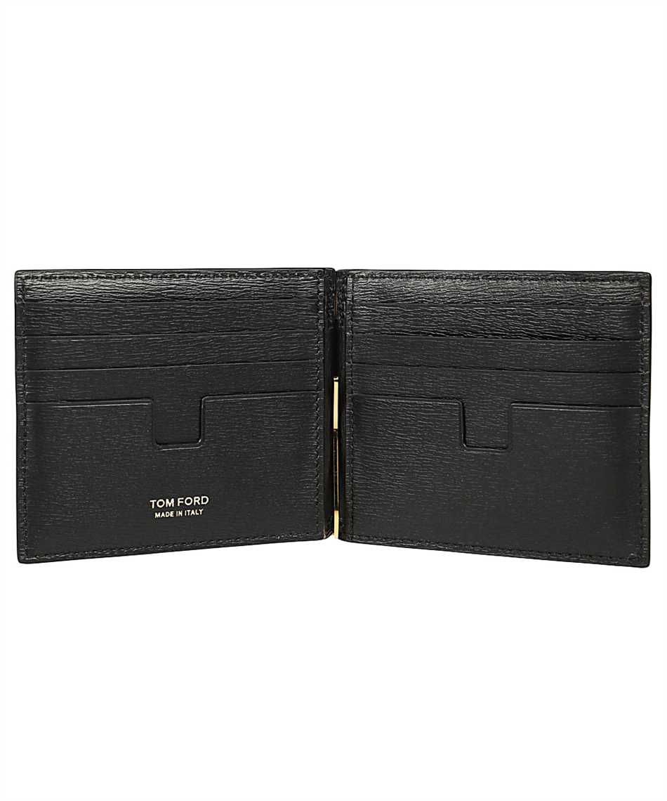 Tom Ford Y0231T LCL053 MONEY CLIP Wallet 3