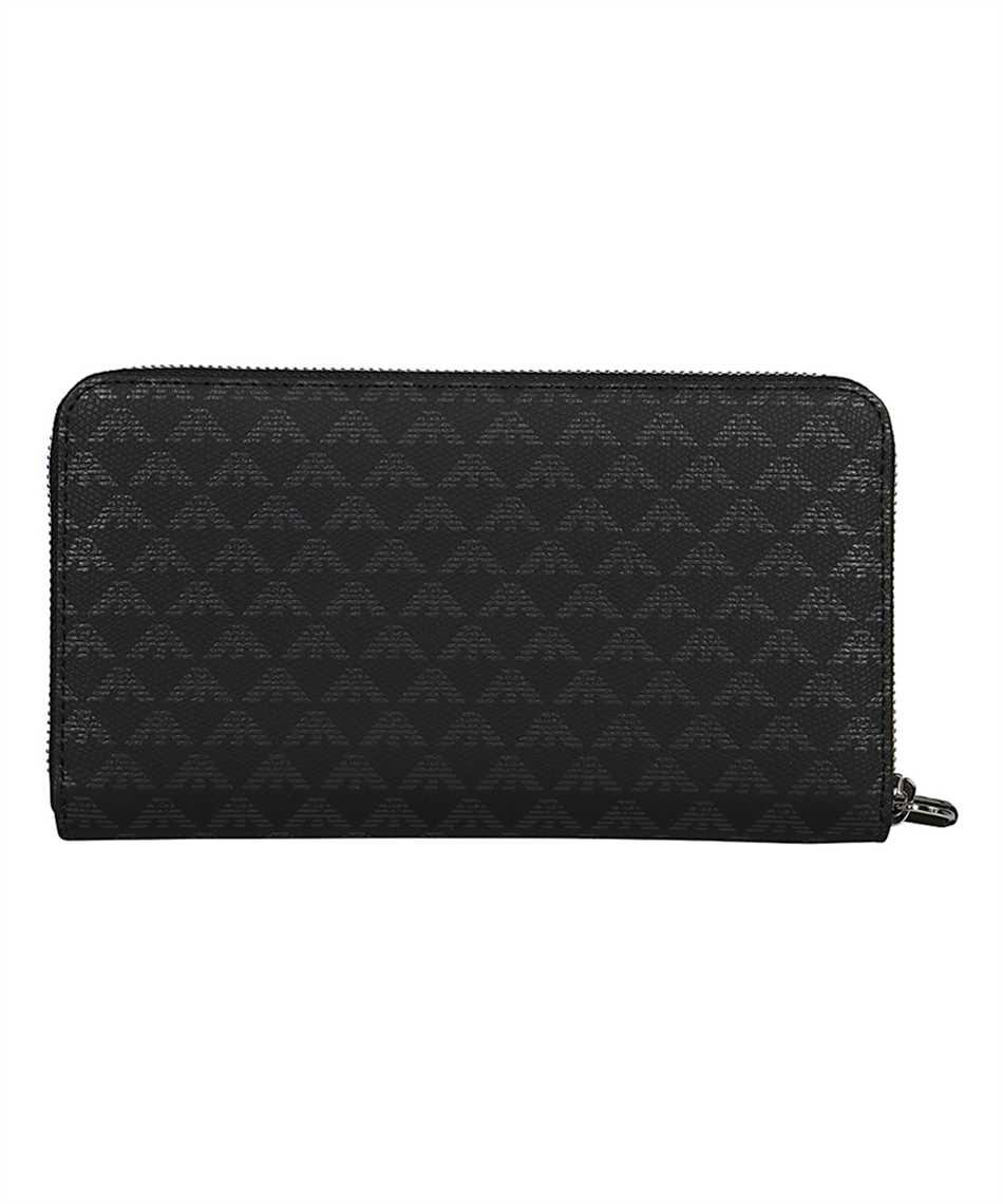 Emporio Armani Y3H168 YFH1E ZIP AROUND Wallet 2