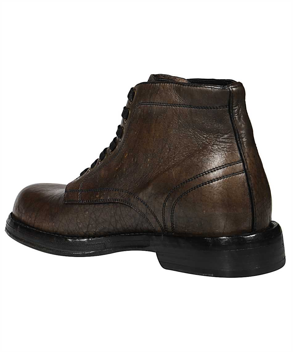 Dolce & Gabbana A60306 AW352 HORSEHIDE ANKLE Boots 3