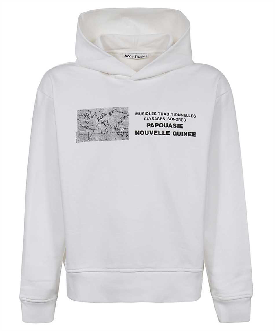 Acne FN MN SWEA000192 Kapuzen-Sweatshirt 1