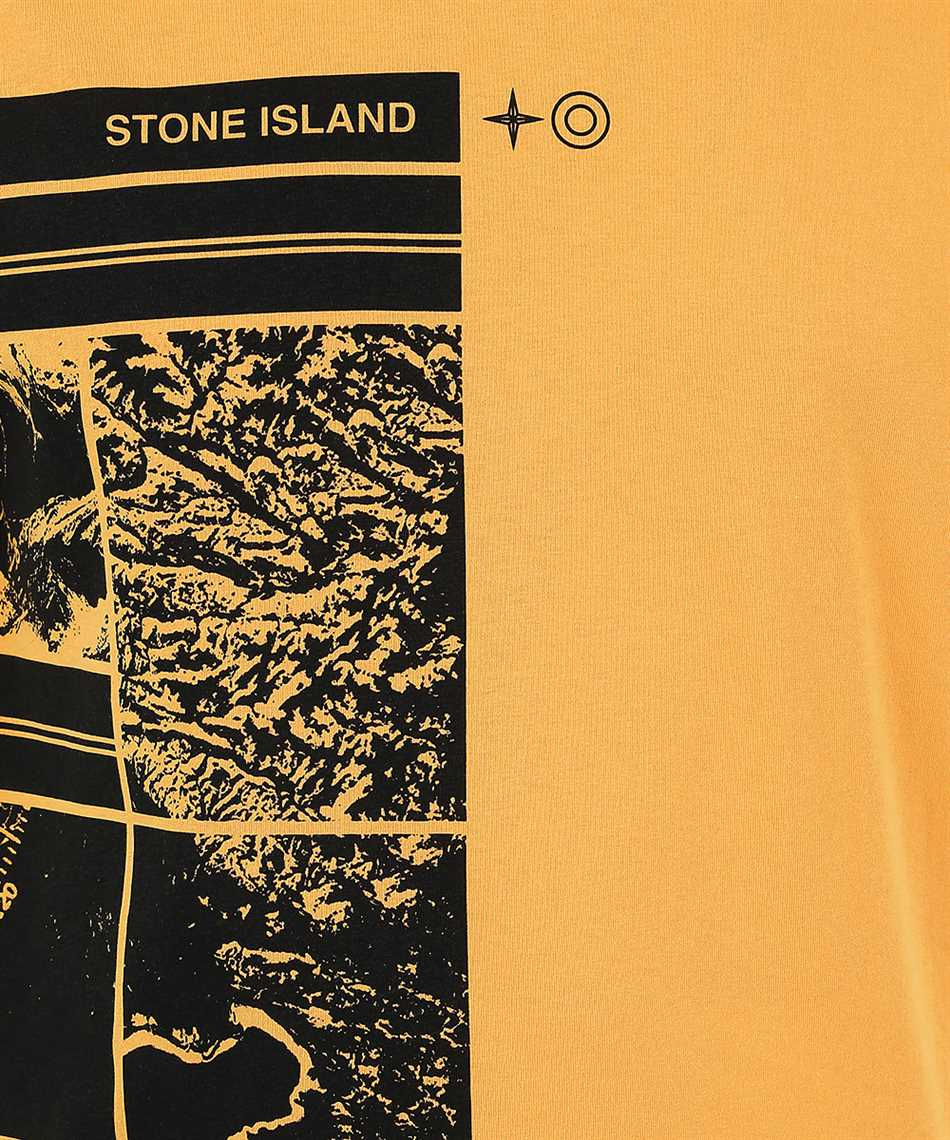 Stone Island 2NS87 MURAL PART 3 T-shirt 3