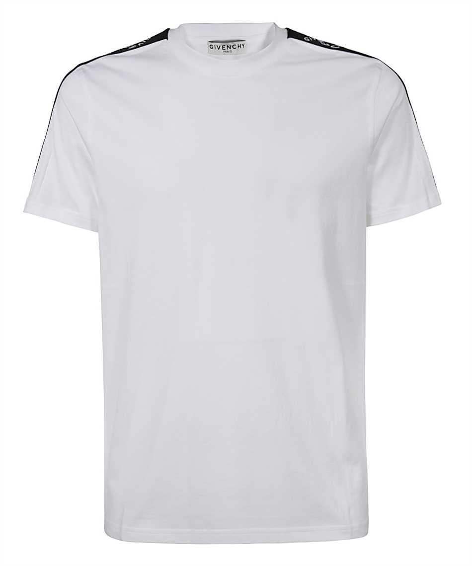 Givenchy BM71193002 LOGO TAPE T-shirt 1