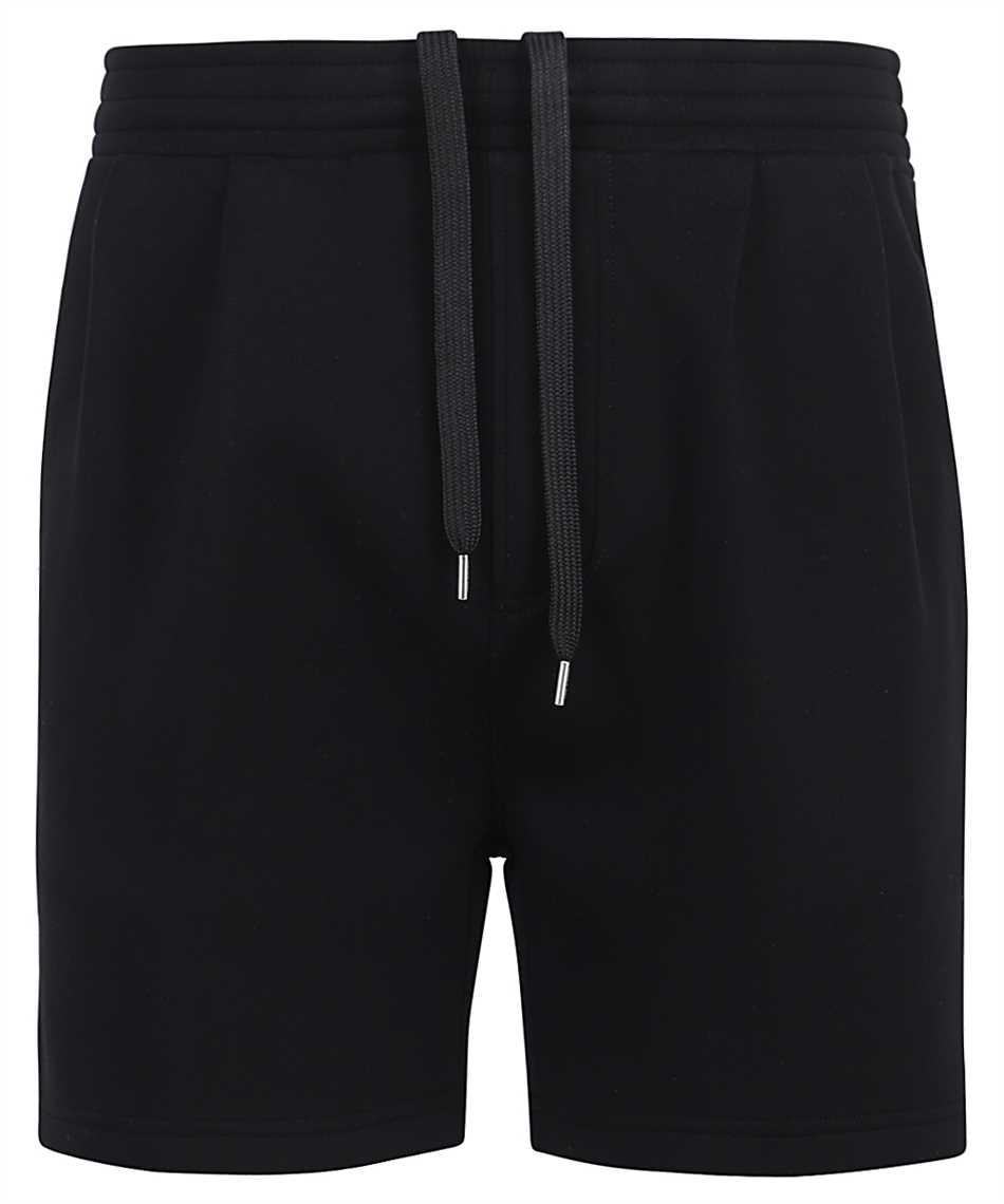 Neil Barrett PBJP242S Q500 SLIM NAVAL Shorts 1