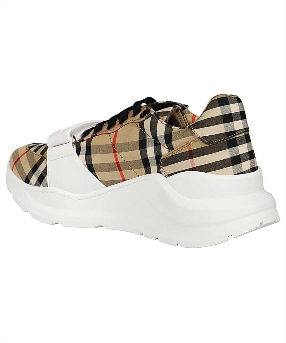 Burberry 8020282 VINTAGE CHECK COTTON Sneakers 3