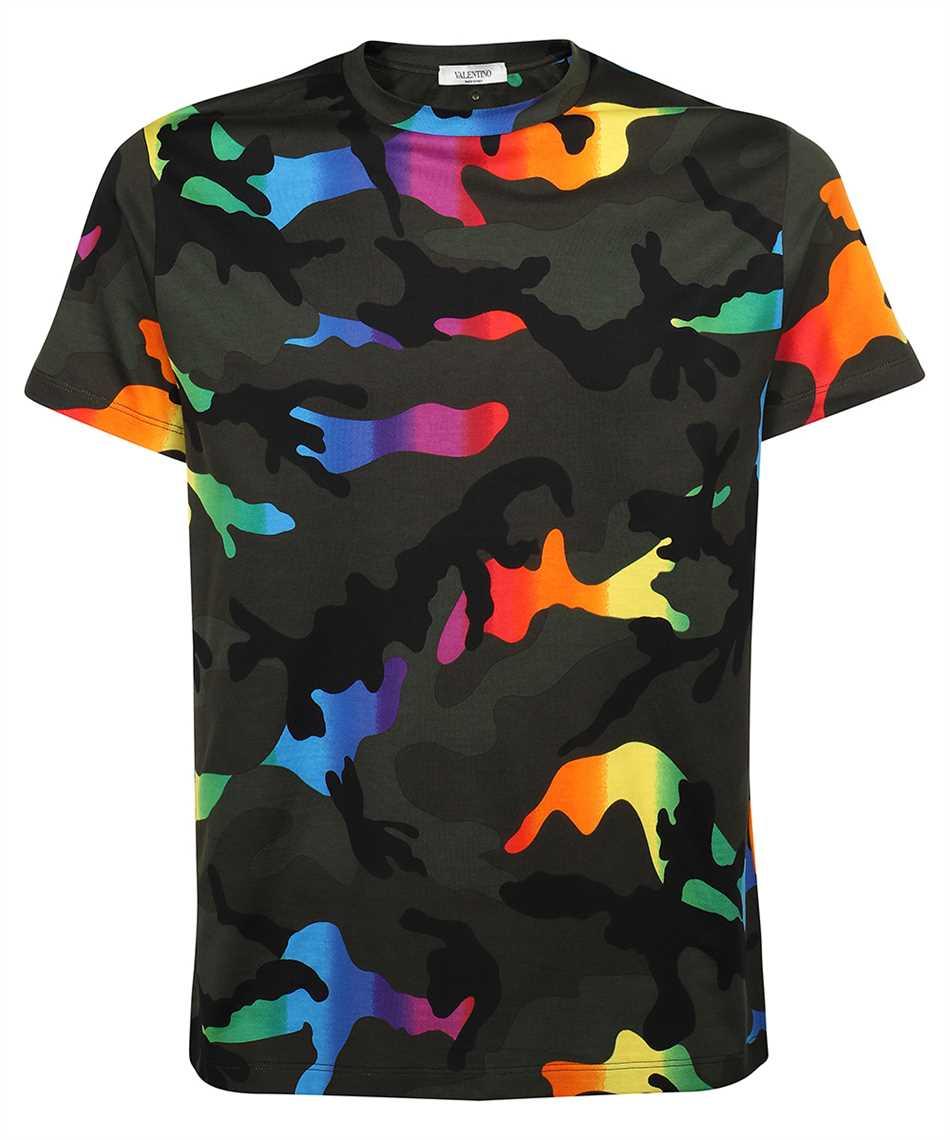 Valentino VV3MG00W72Q CAMOU PRINT T-shirt 1
