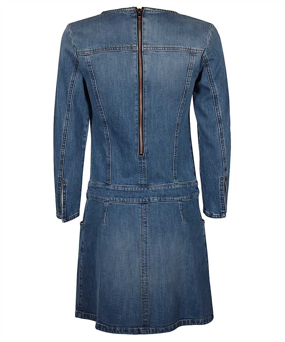 See By Chloè CHS21SDR02150 SIGNATURE DENIM Dress 2