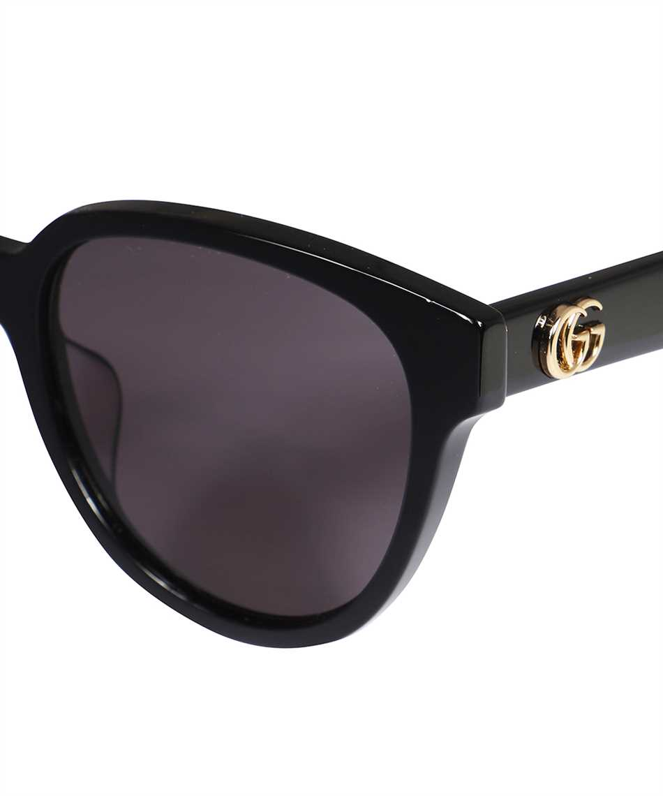 Gucci 663748 J0740 SPECIALIZED FIT ROUND-FRAME Sunglasses 3