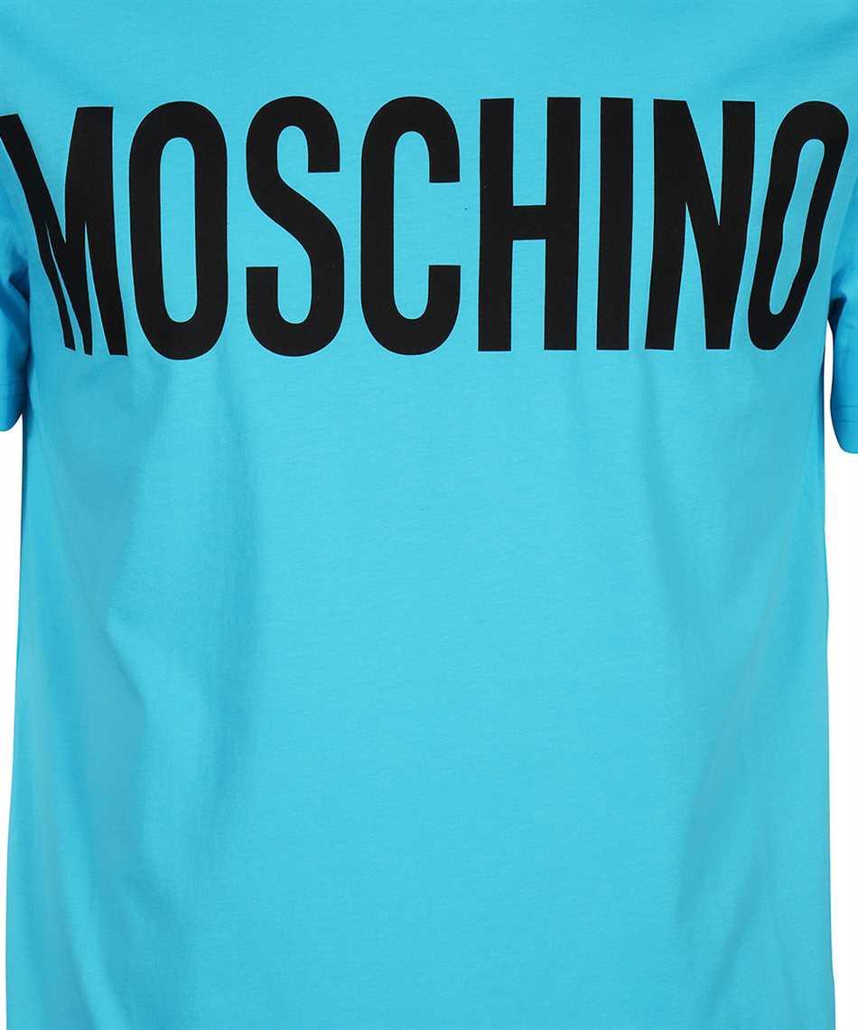 Moschino A0705 2040 LOGO Tričko 3