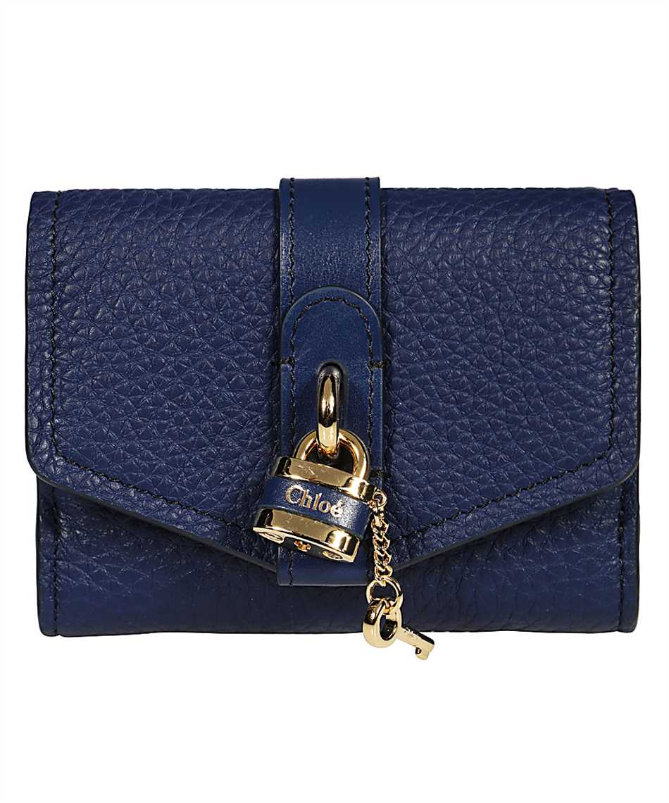 Chloé CHC19WP311B71 SMALL ABY Wallet 1