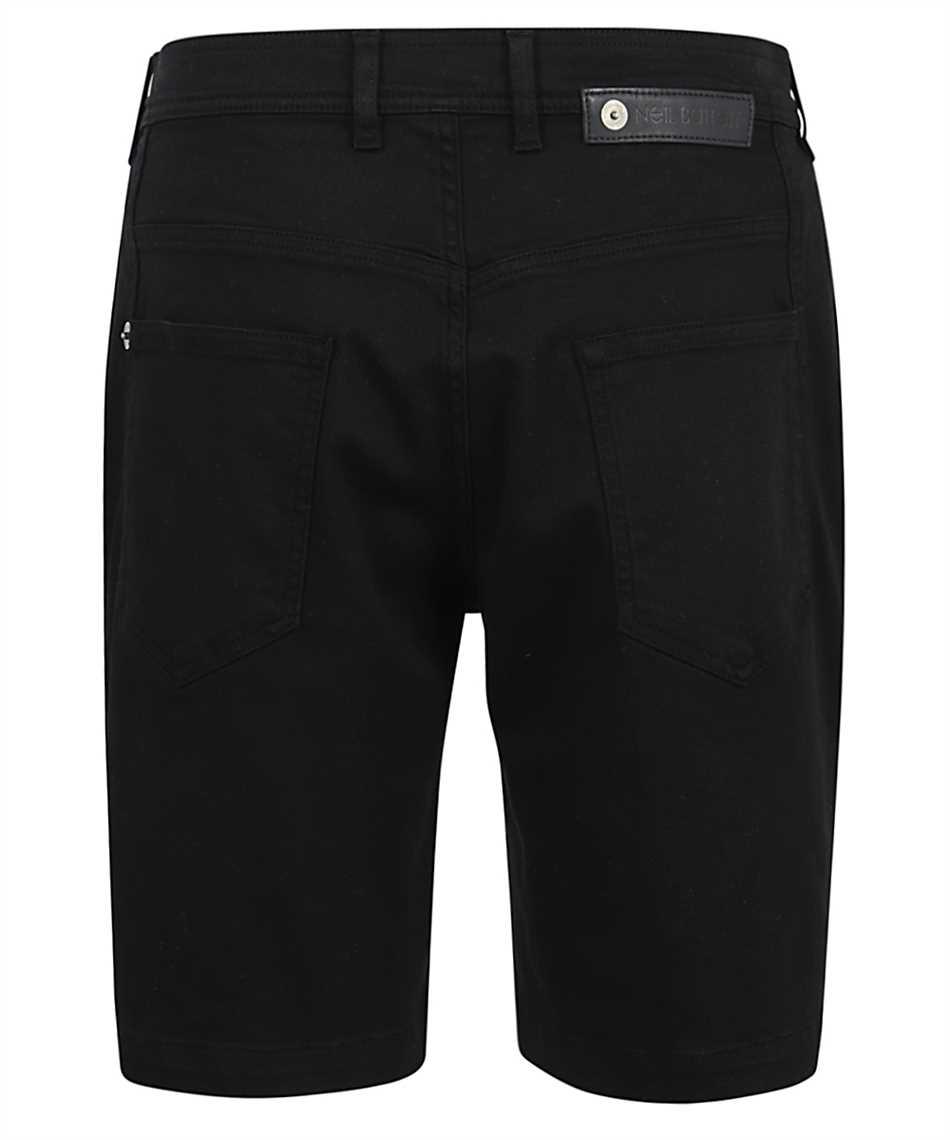 Neil Barrett PBDE326 Q815T EXTRA LOW RISE DENIM Shorts 2