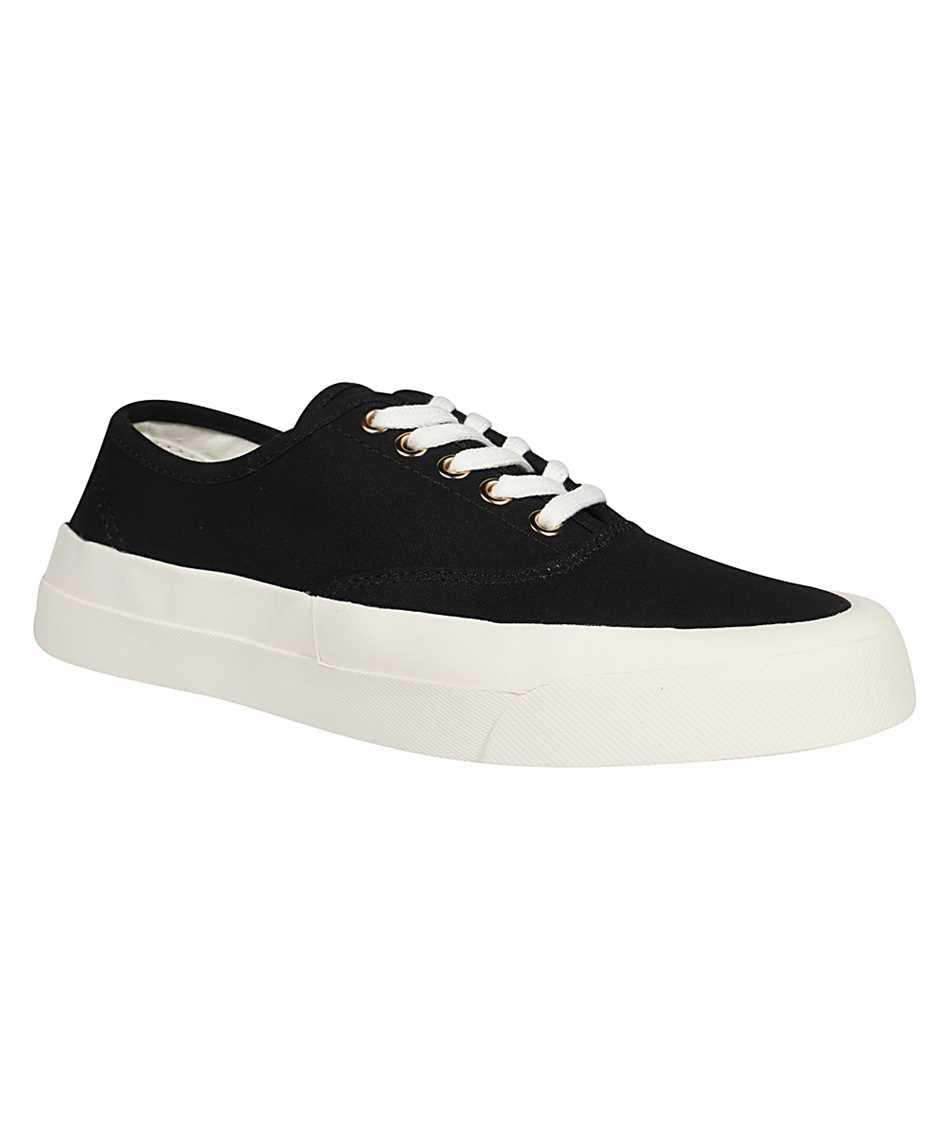 Maison Kitsune CU04706WW9000 CANVAS LACED Sneakers 2