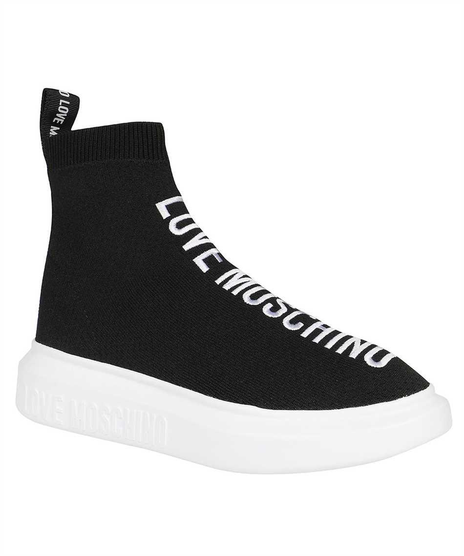 LOVE MOSCHINO JA15184G0CIZ SOCK Sneakers 2