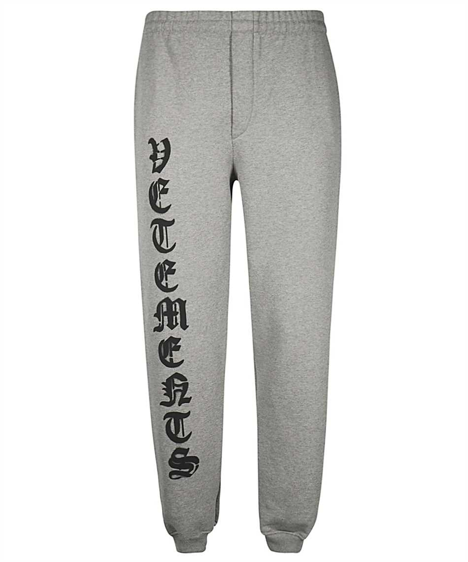 Vetements ME51PA820G ANARCHY GOTHIC LOGO Nohavice 1