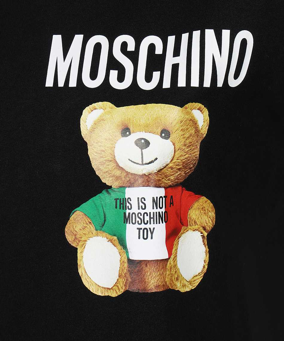 Moschino V0709 540 ITALIAN TEDDY BEAR T-shirt 3