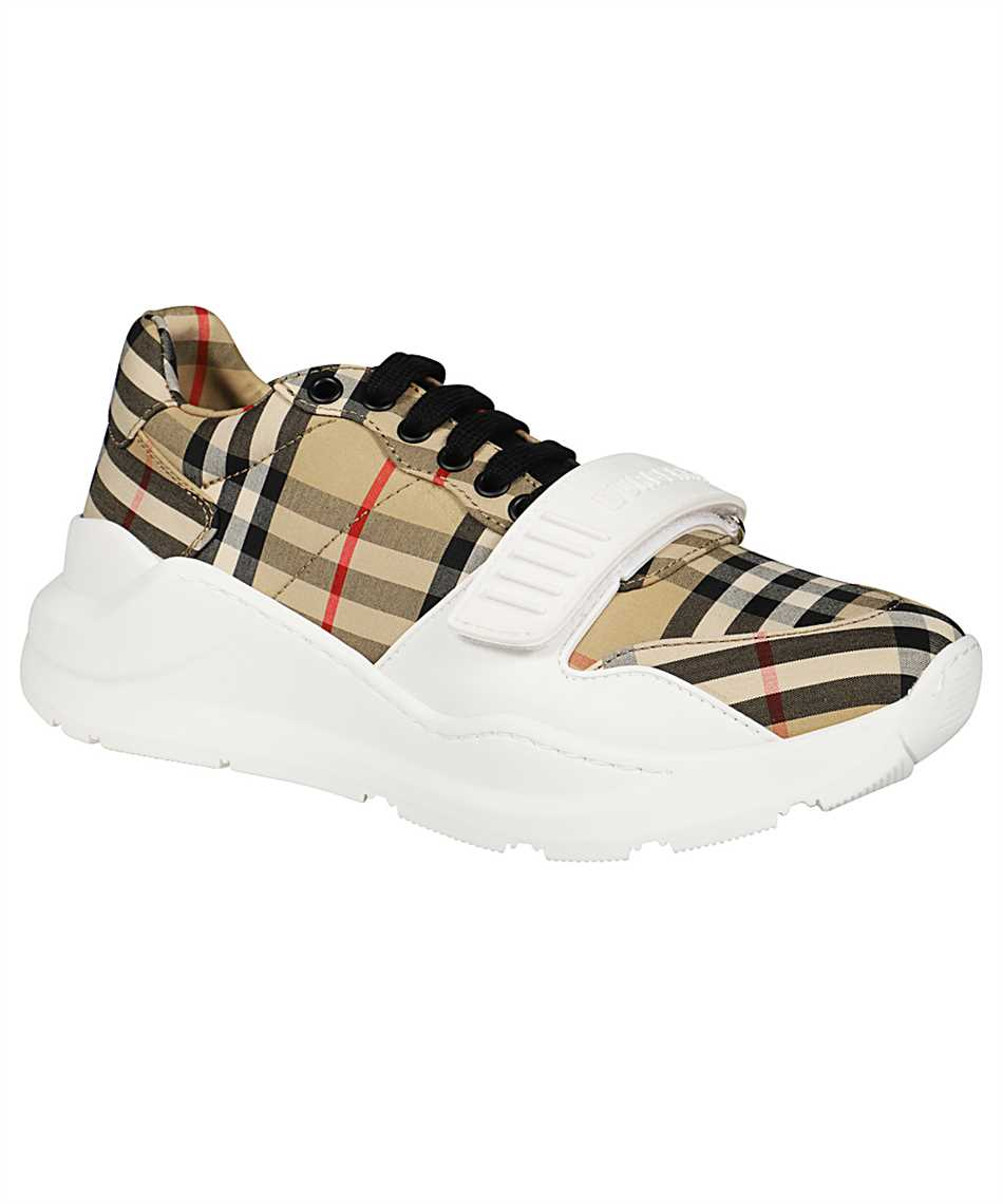 Burberry 8020282 VINTAGE CHECK COTTON Sneakers 2
