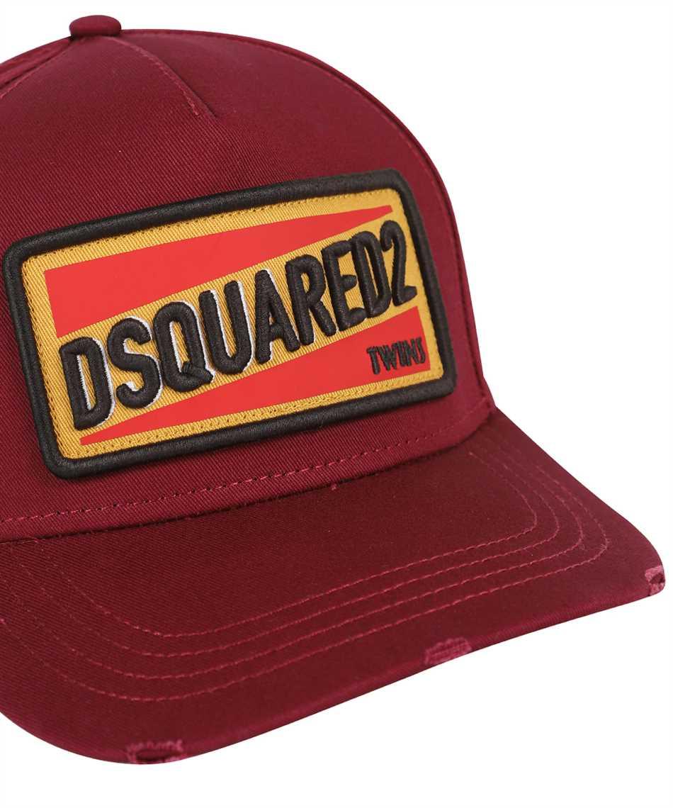 Dsquared2 BCM0419 05C00001 DSQUARED2 PATCH CAP Kappe 3
