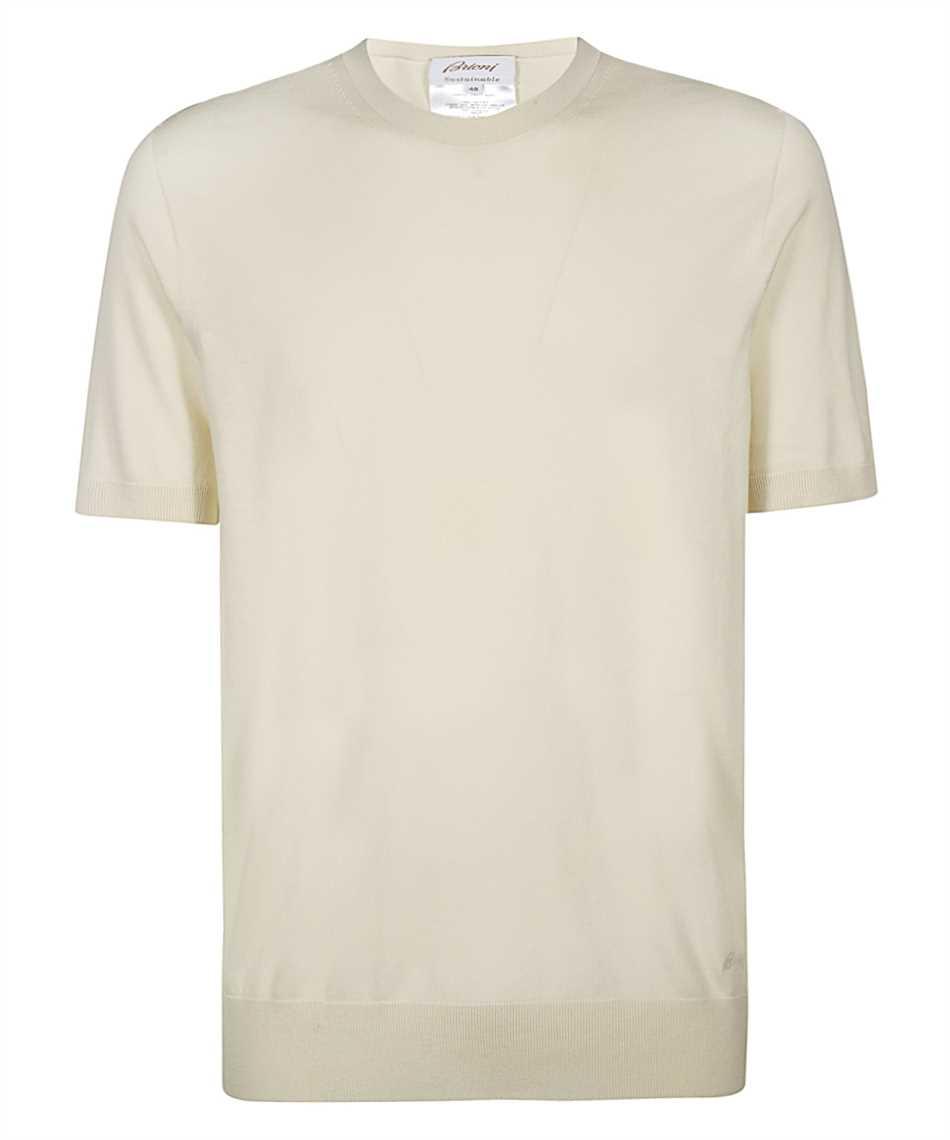 Brioni UMR00L O8K01 T-shirt 1