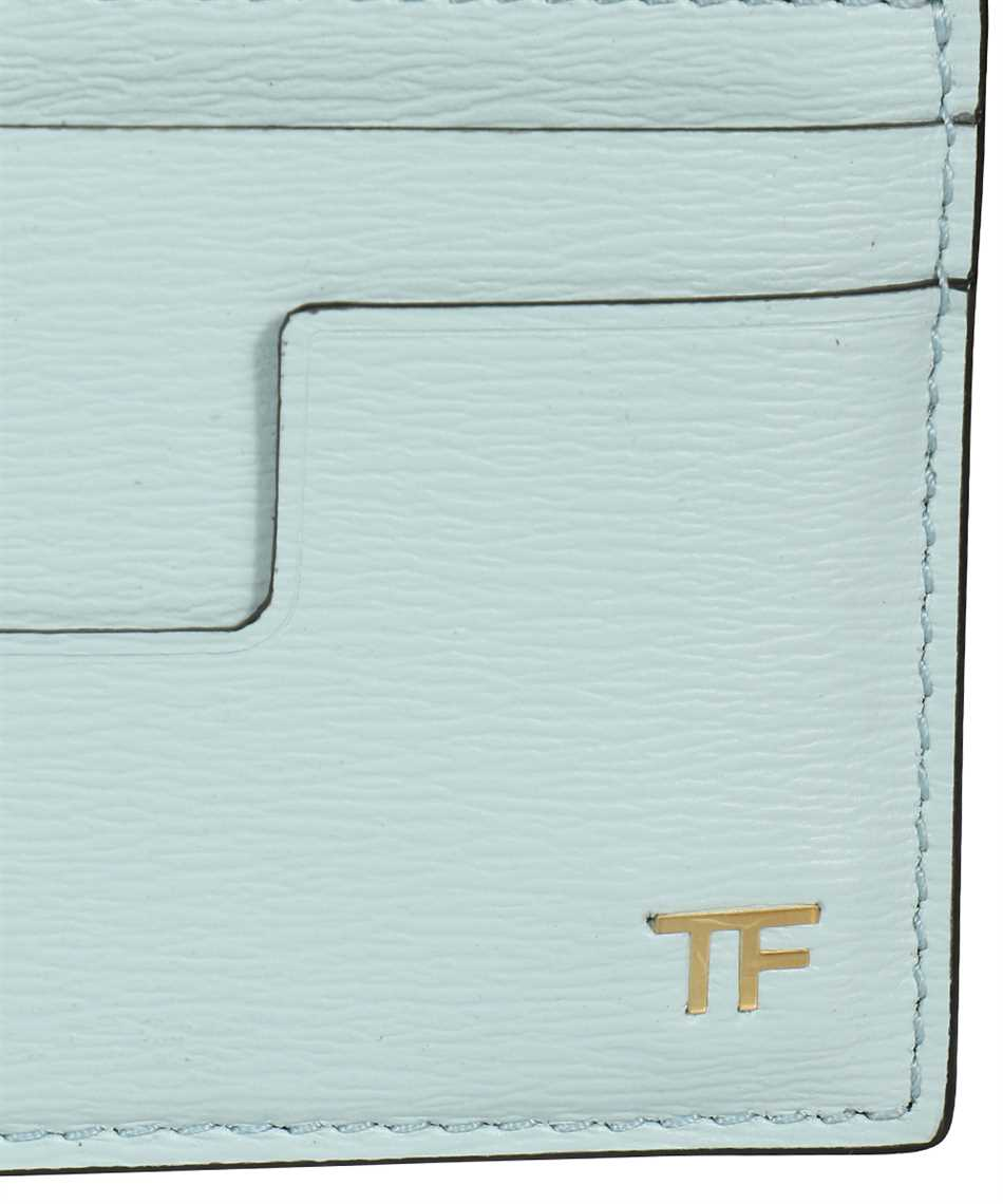 Tom Ford Y0232T LCL053 T LINE Card holder 3