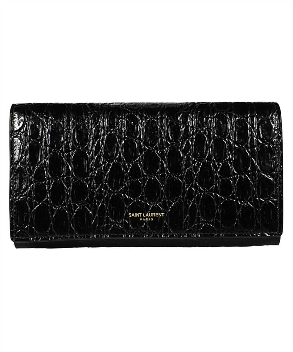 Saint Laurent 635203 1ZQ1W CHAIN Geldbörse 1