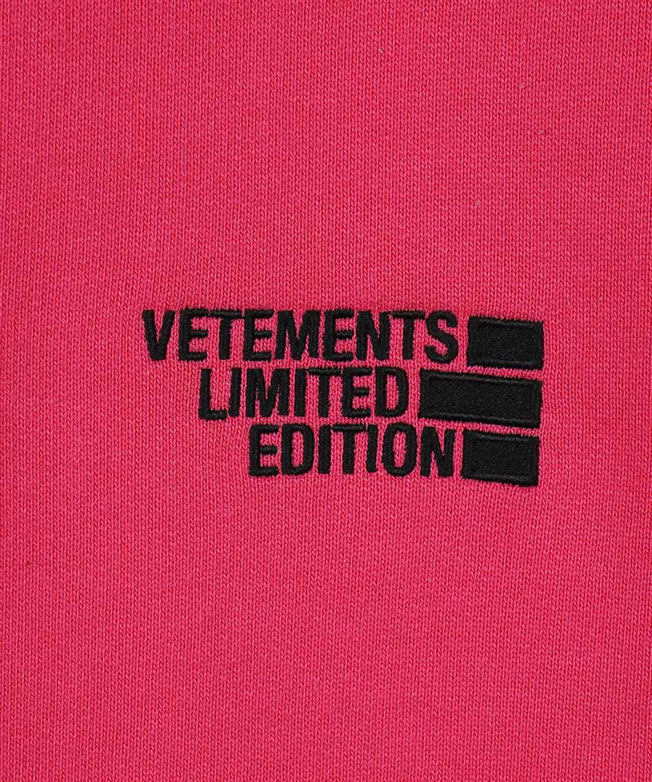 Vetements UE51TR730P LOGO LIMITED EDITION Mikina 3