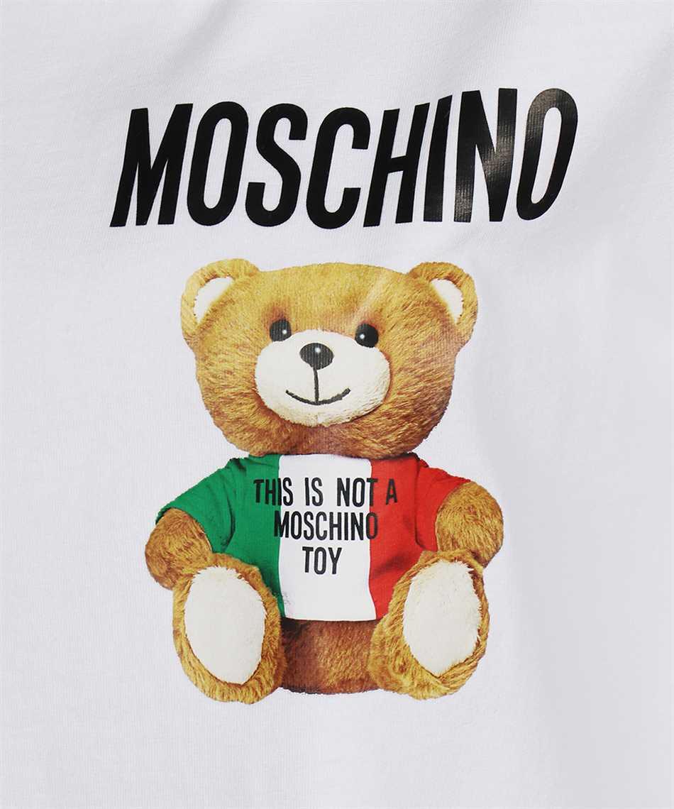 Moschino V0709 540 ITALIAN TEDDY BEAR T-shirt 3