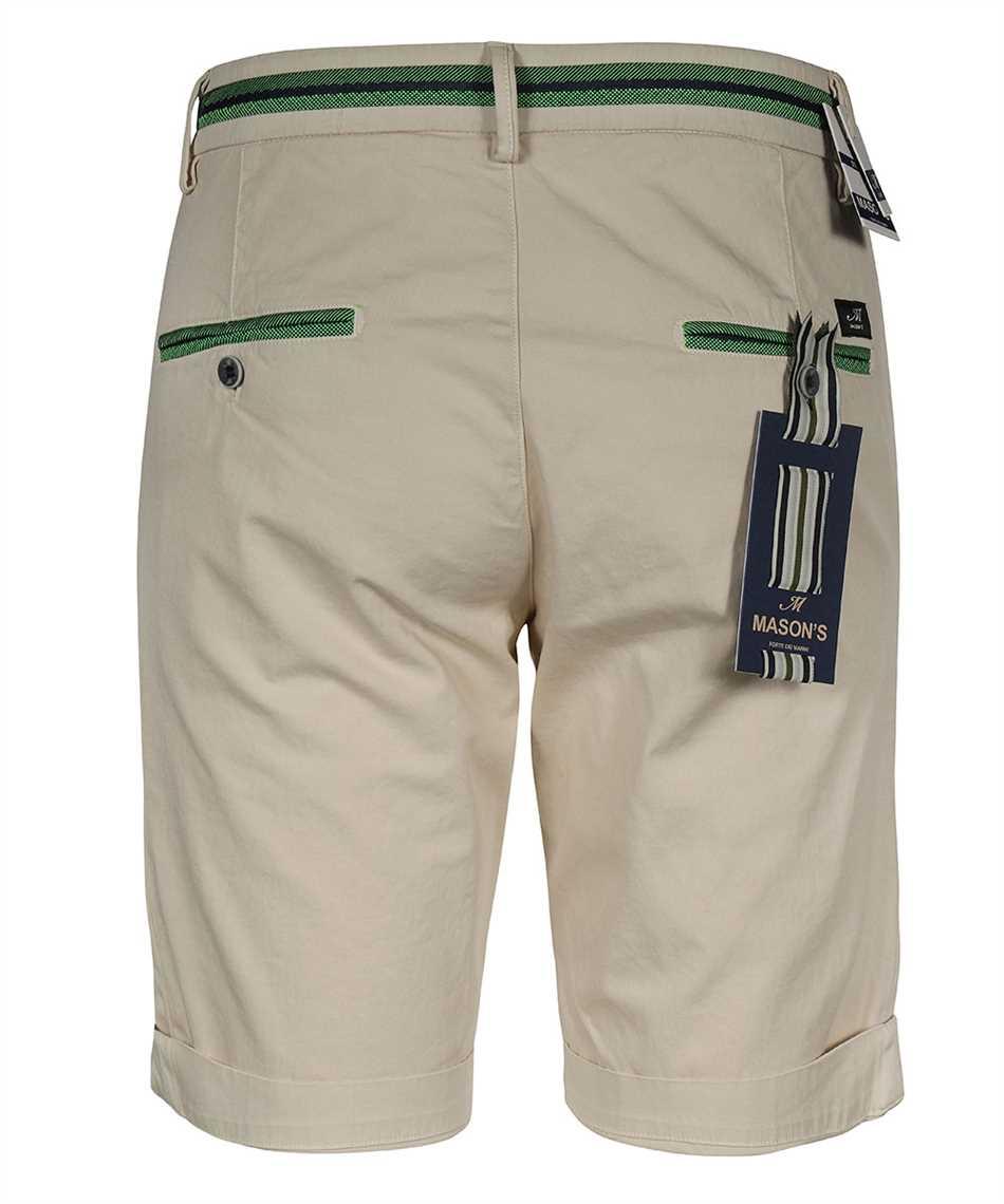 Mason's 9BE24593N2 ME303 TORINO ELEGANCE SLIM FIT Shorts 2