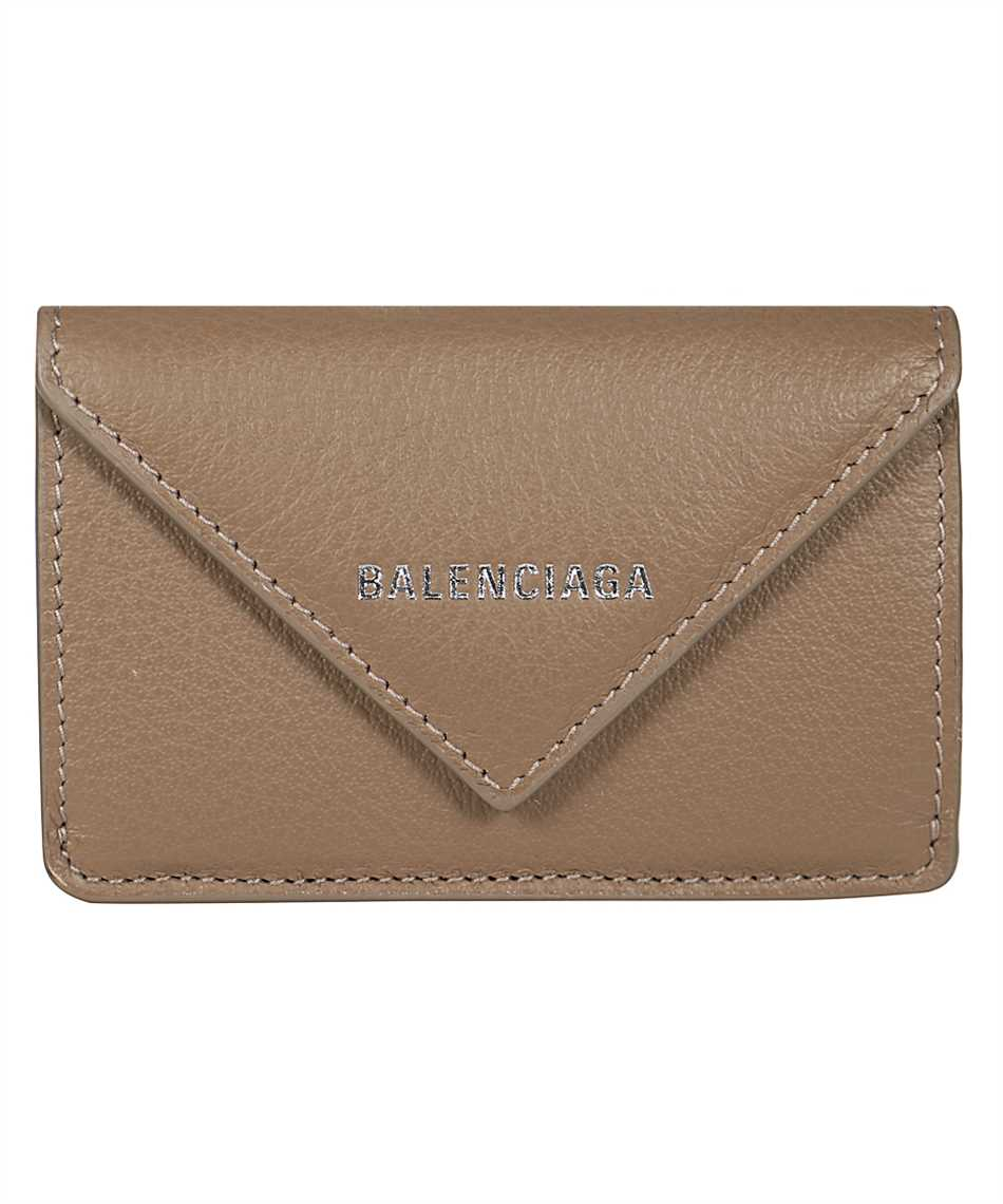 Balenciaga 391446 DLQ0N PAPIER MINI Wallet 1