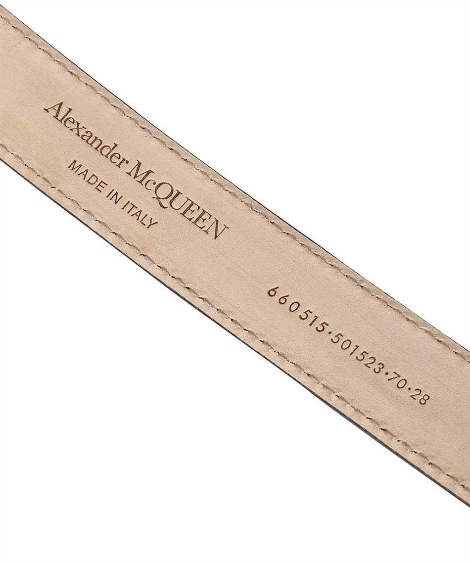 Alexander McQueen 660515 1BRAA SCULPTURAL LINK Opasok 3