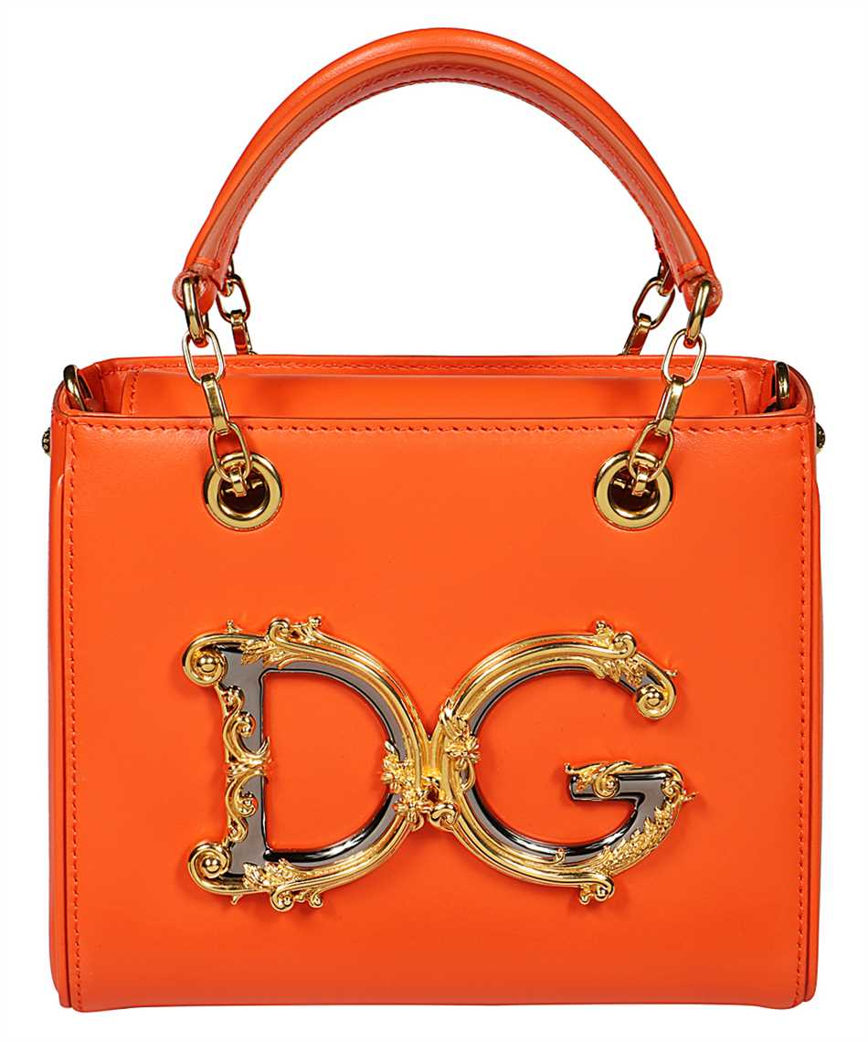 Dolce & Gabbana BB6906 AW576 SMALL DG GIRLS Kabelka 1