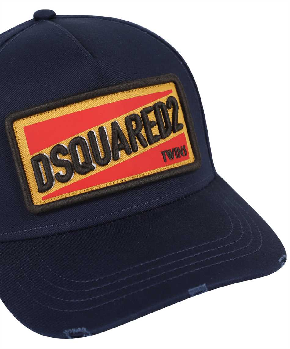 Dsquared2 BCM0419 05C00001 DSQUARED2 PATCH CAP Kappe 3