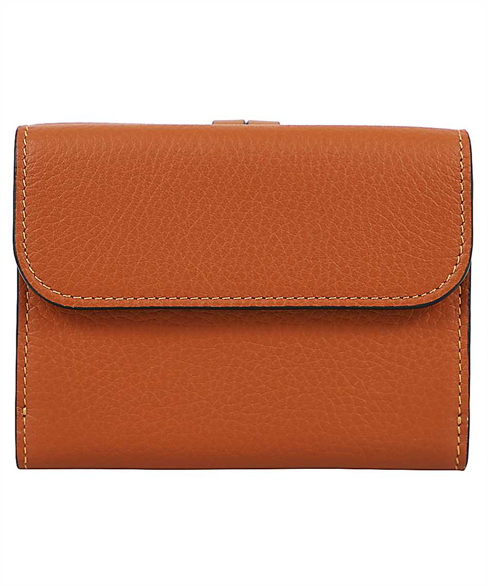 Chloé CHC17UP718H9Q ALPHABET SMALL TRI-FOLD Wallet 2