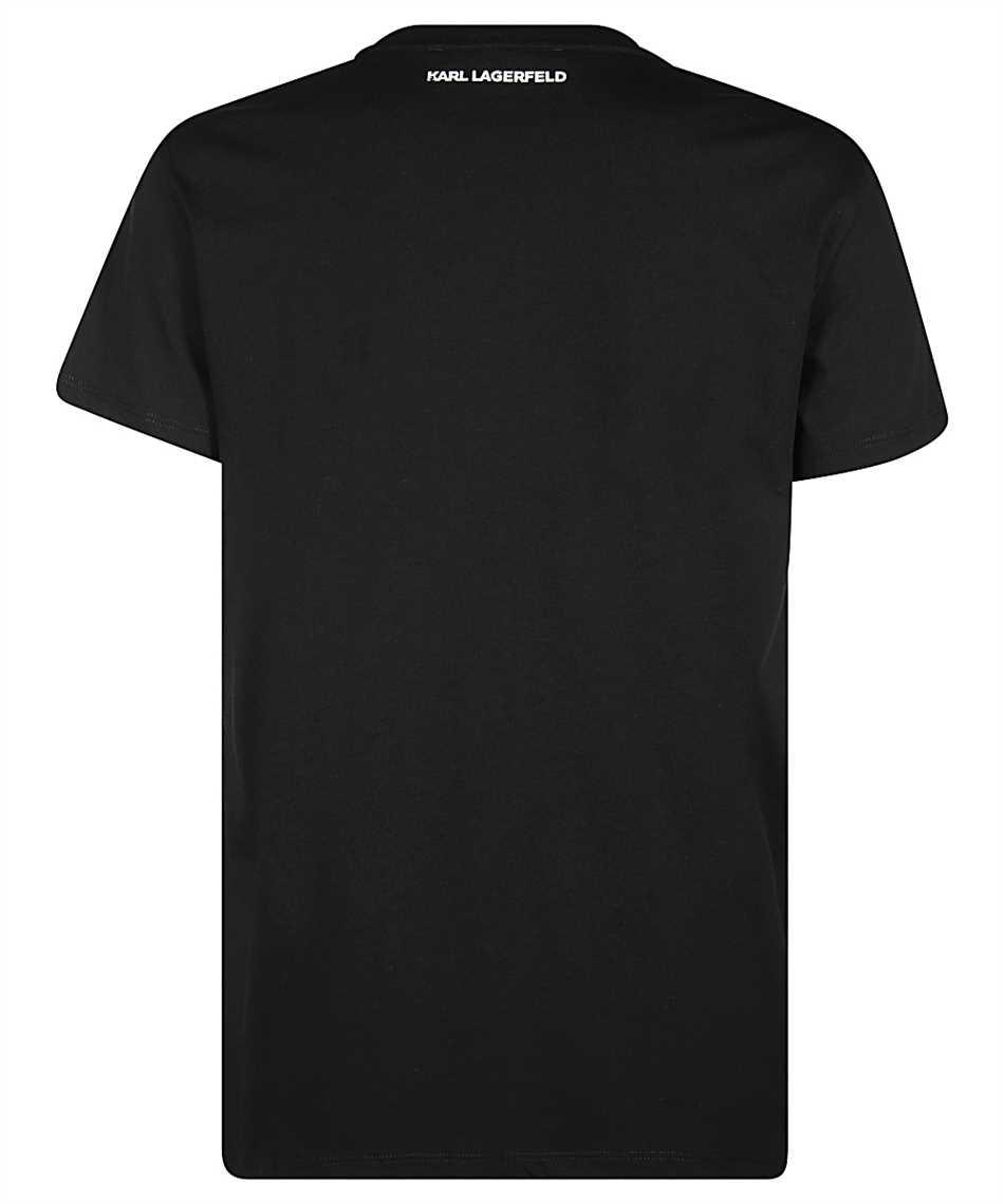 Karl Lagerfeld 206W1713 IKONIK T-shirt 2