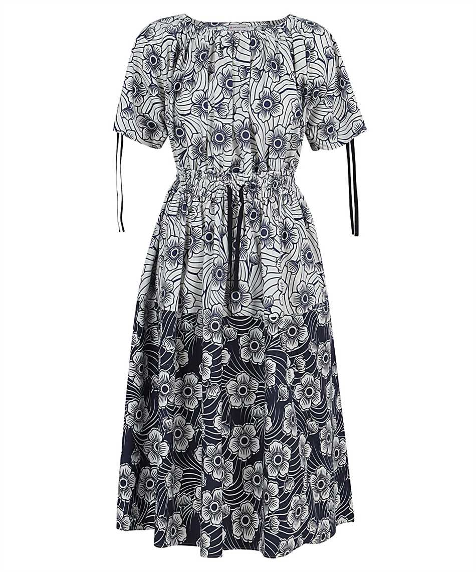 Moncler 2G712.10 5956S FLORAL-PRINT Dress 1