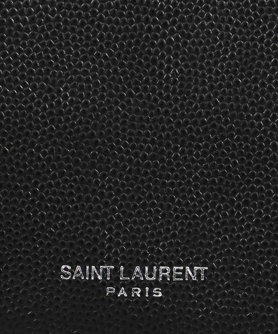 Saint Laurent 609362 BTY0N FRAGMENT ZIPPED Púzdro na karty 3
