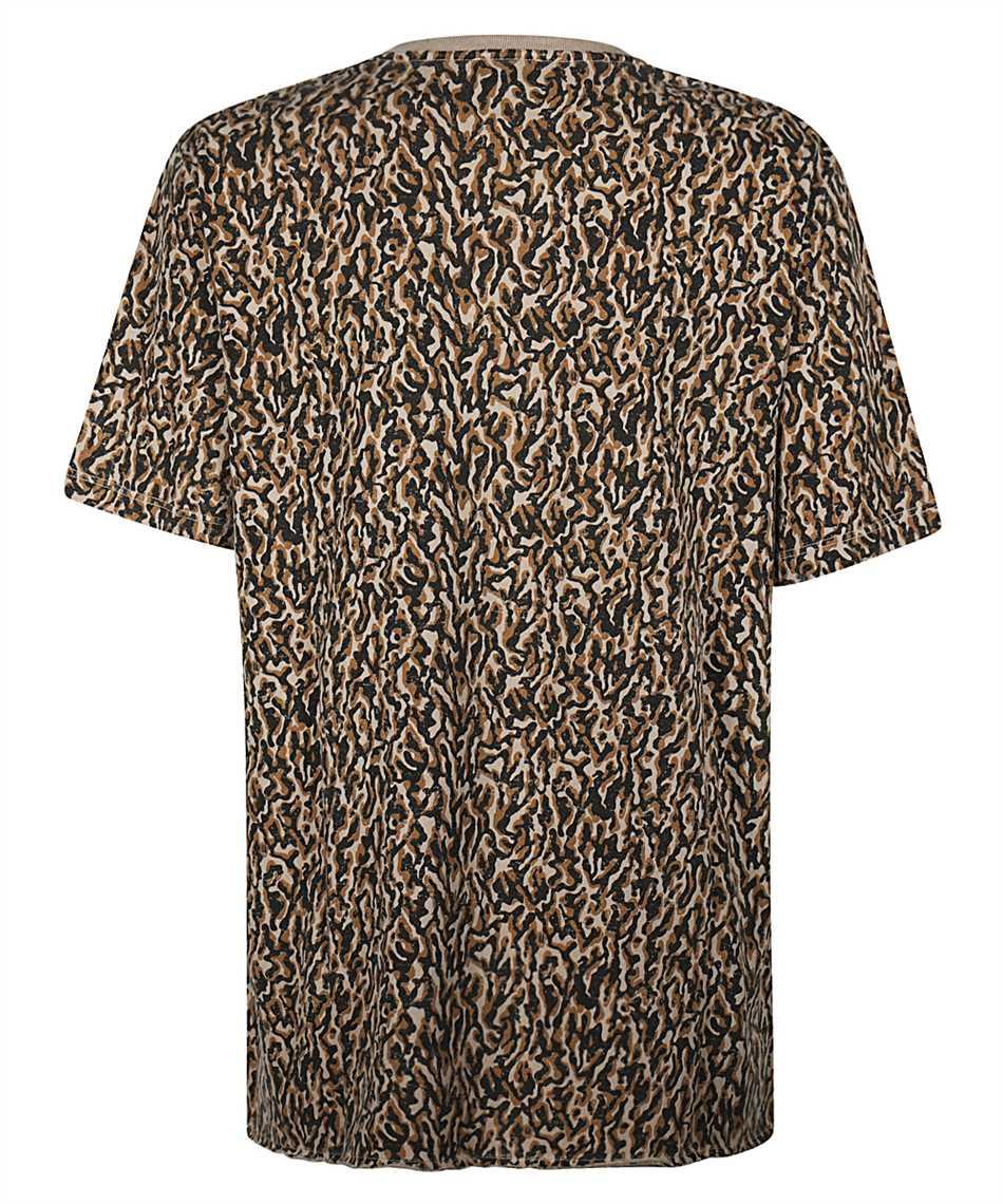 Saint Laurent 628558 YBUY2 LEOPARD-PRINT T-shirt 2