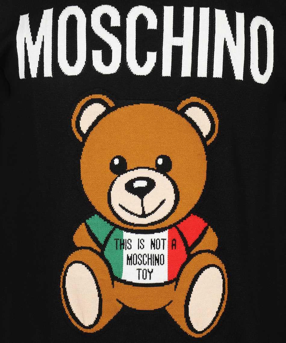 Moschino A0927 2002 ITALIAN TEDDY BEAR Sveter 3